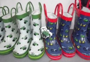 Children's welly boots