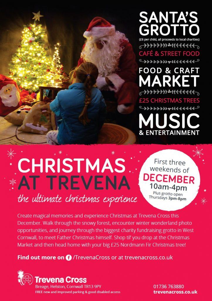 Trevena Cross Christmas Flyer 2018