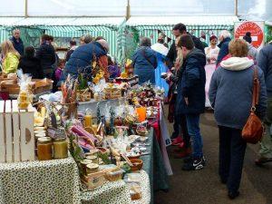 Trevena Cross Christmas Market