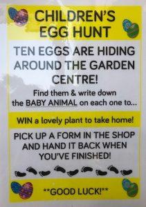 Trevena Cross Children's Egg Hunt 2019