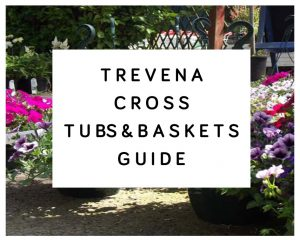 Trevena Cross Tubs & Baskets Guide