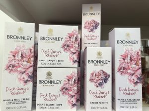 Bronnley toiletries