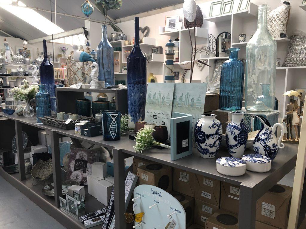 Home furnishings - Trevena Cross gift department