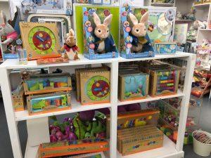 Children's toy department - Trevena Cross