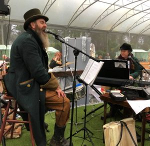 Mr B Presents Band at Trevena Cross