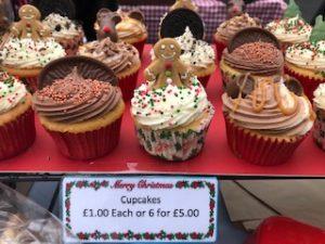 Sally Cakes - cupcakes - Trevena Cross