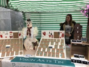 Vision Arts Tin - Market Stall
