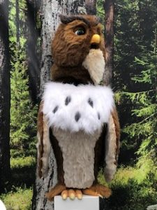 Oggy the owl - Trevena Cross