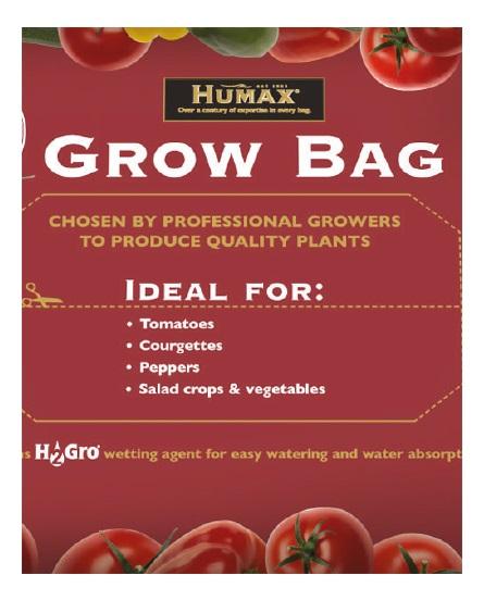 Humax Grow Bag
