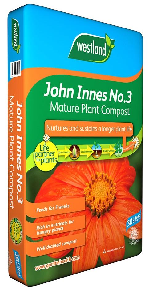 Westland John Innes No.3 Compost
