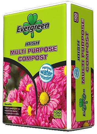 Evergreen 100L multi-purpose compost- Trevena Cross