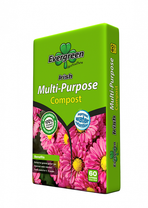 evergreen multipurpose compost