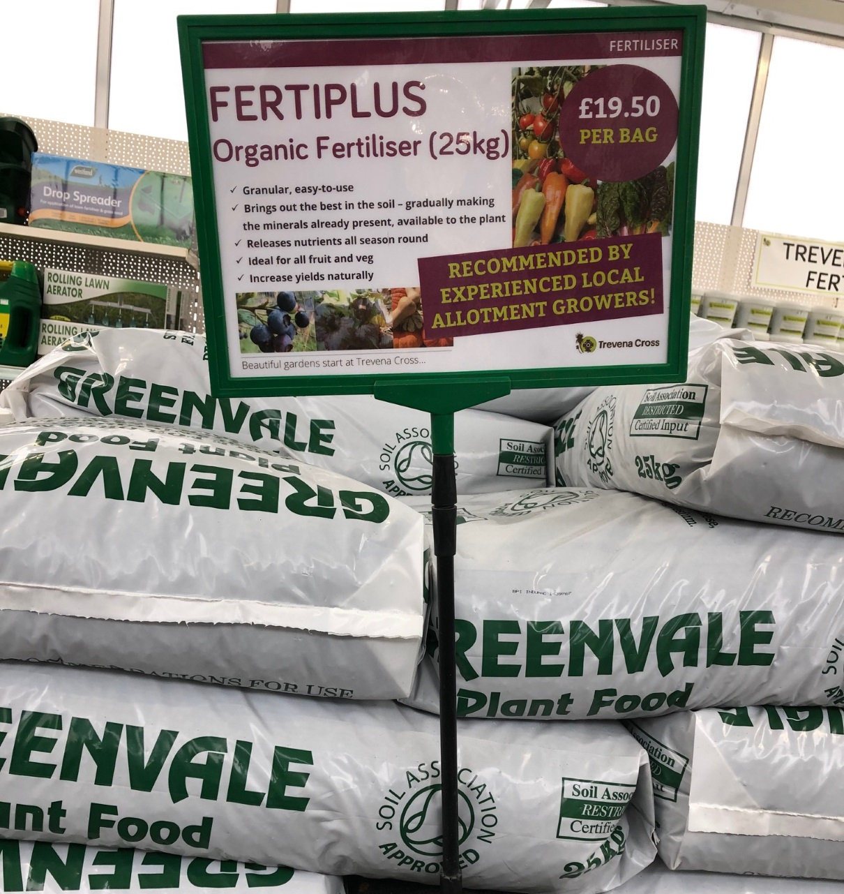 Fertiplus Fertiliser - Trevena Cross