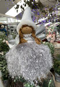 Christmas Fairy at Trevena Cross