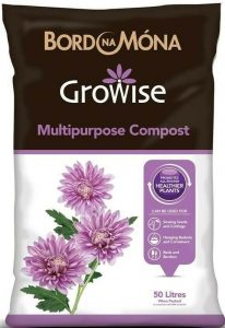 Bord Na Mona Growise Multipurpose Compost