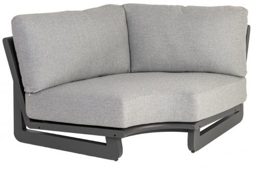 Rimini corner sofa with cushion