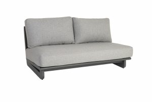 Rimini two-seater sofa