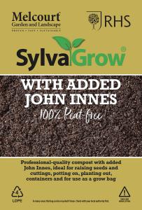 Sylvagrow with added John Innes