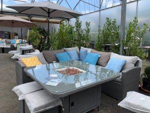 AR new rattan furniture