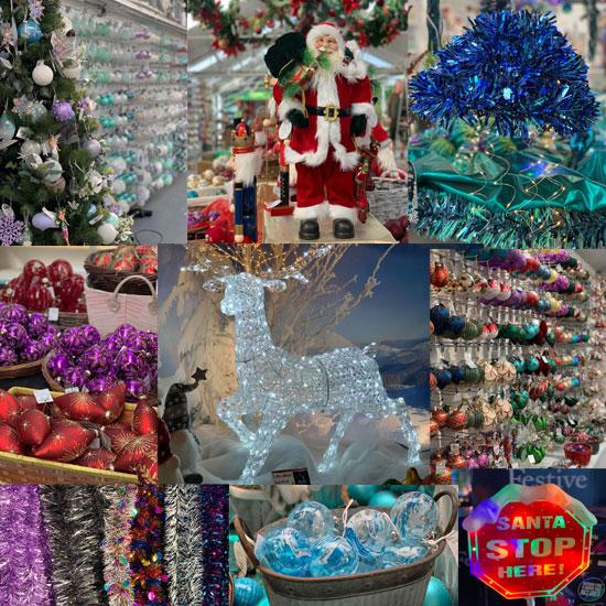Christmas-montage