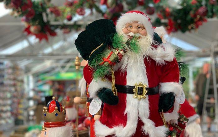 Santa Trevena Cross Christmas Shop